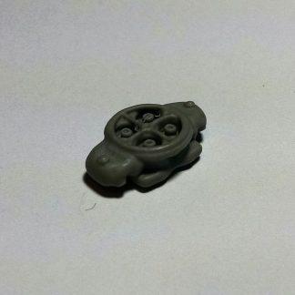 1/16 Scale Model Car Parts Demon Carburetor   ConnKur Model Accessories and Model Parts