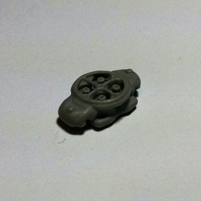 1/16 Scale Model Car Parts Demon Carburetor | ConnKur Model Accessories and Model Parts