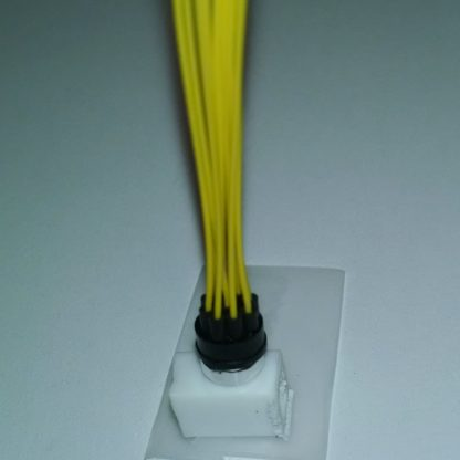 CMP-2A yellow 1/25 Scale Model Car Prewired Distributor | ConnKur Model Parts
