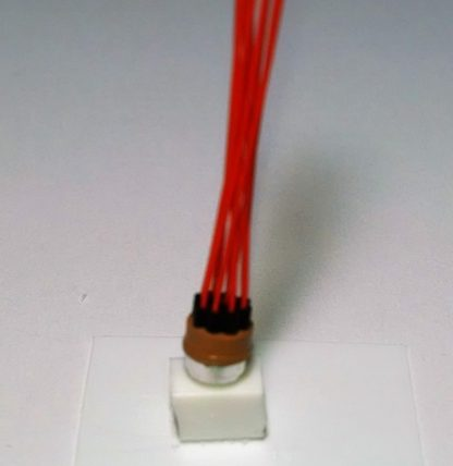 1/25 Scale Model Car Parts Prewired Accel Distributor | ConnKur Model Accessories and Model Parts
